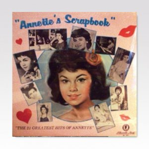 ANNETTE / ANETTE's SCRAPBOOK / LP [USED]