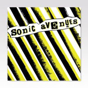 SONIC AVENUES / ST / LP [USED]