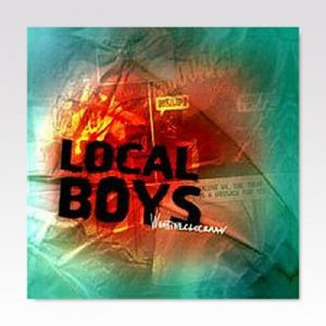 LOCAL BOYS / WHATTECLOCKMAN / LP [USED]