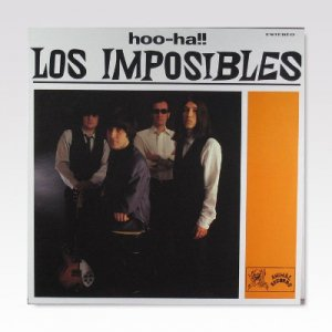 Los Imposibles ‎/ Hoo-Ha!! / LP [USED]