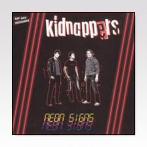 Kidnappers ‎/ Neon Signs / LP [USED]