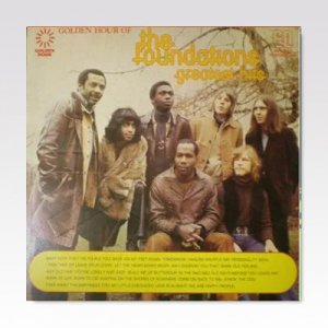 Foundations ‎/ Golden Hour Of The Foundations Greatest Hits / LP [USED]