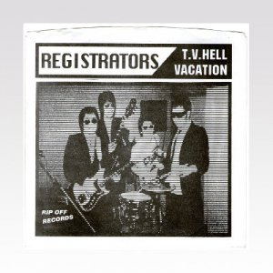 Registrators ‎/ T.V. Hell/ 7
