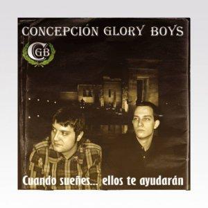 CONCEPCION GLORY BOYS / Cuando suenes / LP