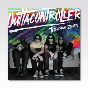 OUTTACONTROLLER / Television Zombie / LP