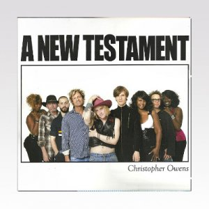 Christopher Owens ‎– A New Testament / LP [USED]