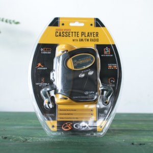 GPX STEREO CASSETTE PLAYER
