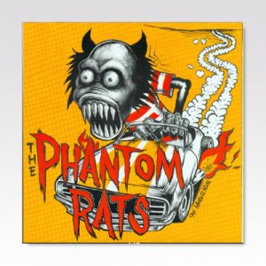 The Phantom Rats / See You Tonight / 7