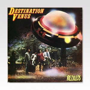 Rezillos ‎– Destination Venus / 7