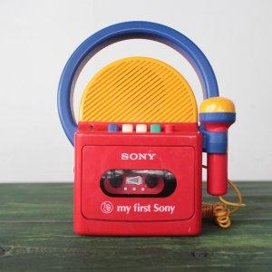 MY FIRST SONY カセットプレイヤー & レコーダー [uesd]