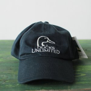 DUCKS UNLIMITEDのキャップ