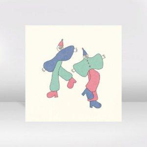 Shy Boys - Talk Loud / LP