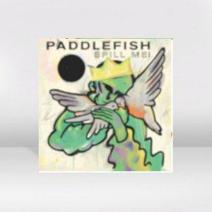 Paddlefish / Spill Me! / CASSETTE TAPE