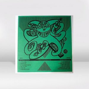 SUGAR STEMS / Sugar Stems N' Friends LP [USED]