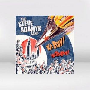 STEVE ADAMYK BAND / ST / LP [USED]