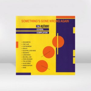 Various – Something's Gone Wrong Again: The Buzzcocks Covers Compilation / LP [USED]