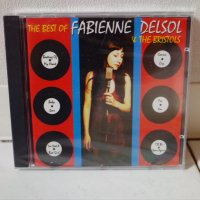 FABIENNE DELSOL & THE BRISTOLS / THE BEST OF / CD