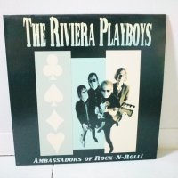 RIVIERA PLAYBOYS / AMBASSADORS OF ROCK-N-ROLL! / LP