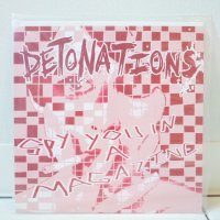 DETOANTIONS / SPY YOU IN A MAGAZINE / 7
