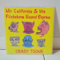 MR CALIFORNIA AND THE FLINTSTONE SOUND EXPRESS / CRAZY TOONS / 7