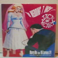 JACK OF HEART / THE WEDDING 7INCH / 7