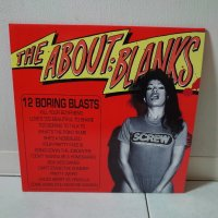 ABOUT BLANKS / 12 BORING BLASTS / LP