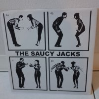 SAUCY JACKS / BLOWN LIKE A KISS /  7