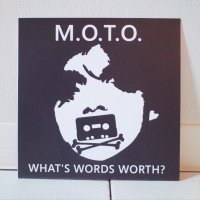 M.O.T.O./ WHAT'S WORDS WORTH?/ 7