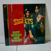 SIGHTS / GOT WHAT WE WANT / LP