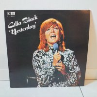 CILLA BLACK / YESTERDAY / LP