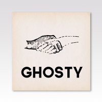 GHOSTY / ST / LP