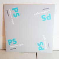 Pale Sunday : Postal Blue / SPLIT / 7