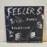 FEELERS:BLANK IT'S / SPLIT / 7