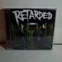 RETARDED/ GOES LOUDER/ CD