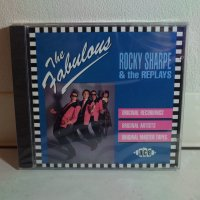 ROCKY SHARPE&THE REPLAYS / FABULOUS / CD