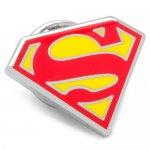 Superman スーパーマン シールド ピンズ ラペルピン