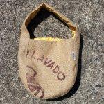 Dungarees Bag ドンゴロスバッグ 0032 【1点ものコーヒー豆麻袋を使ったトートバッグ】