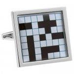 ナンクロ クロスワード パズル カフス