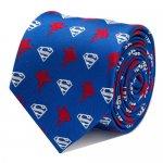 Superman スーパーマン ブルー ネクタイ
