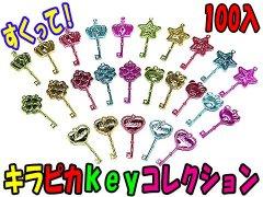 すくって!キラピカKeyコレクション 【単価¥12】100入