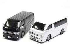 RC トヨタ・ハイエース 【単価¥744】2入