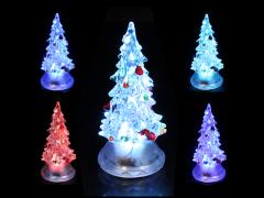 クリスマスLEDツリーイルミネーションS 【単価¥68】12入