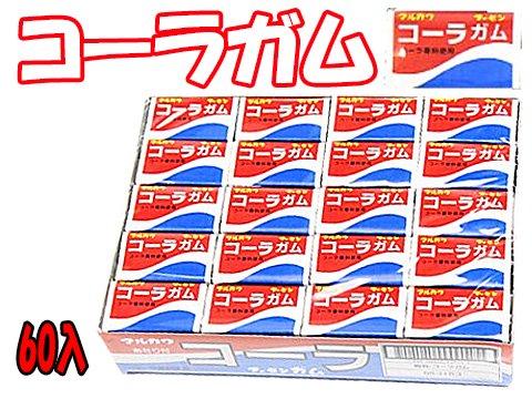 コーラガム 【単価¥7.5】60入