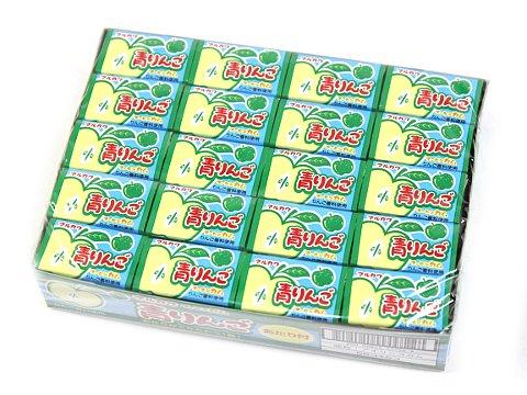 青りんごガム 【単価¥7.5】60入