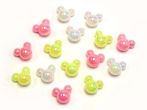 ジュエルアイス パールネオン マウスマルチピンク  KIS62686 【単価¥1500】1入