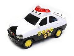 【お買い得】NEWコロコロサイレンパトカー 【単価¥600】1入