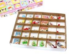 ディズニー TSUMTSUM宝箱(30付)【単価¥66】1入