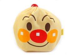 【お買い得】アンパンマンフェイス巾着 ANP680A/P【単価¥334】1入