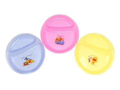 【お買い得】Pooh ランチプレート 【単価¥35】12入