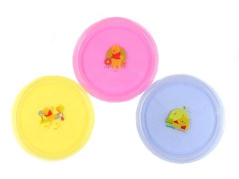 【お買い得】Pooh シングルプレート(お皿2枚入) 【単価¥35】12入